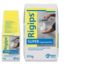 Rigips SUPER Fugenspachtel