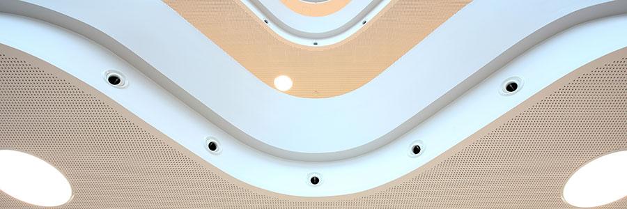 Decken- und Akustikdeckensysteme