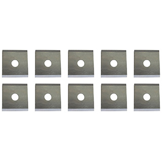 Quadratisches Ersatzmesser VARIO Kantenhobel