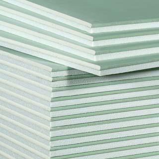 Kleinformatige Platten – Rigips Uniboard/Rigips Multiboard
