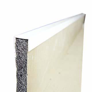 RigipsThermo Platten / Thermo Profil