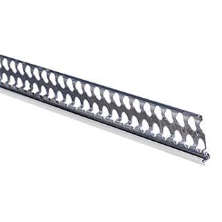 Rigips Außenputz-Sockelprofil, verzinkt