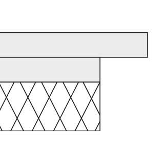 Stufenfalz