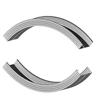 RigipsDeckenprofilCDkonkavkonvex