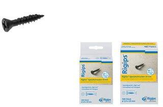 Rigidur-Spezialschrauben zur Fixierung von Rigidur Estrichelementen
