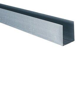 Rigips Wandprofil UW 75 für gleitenden Deckenanschluss